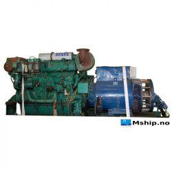 145 kVA Roheico BRF 280L generator set - Volvo Penta TMD100AK   mship.no