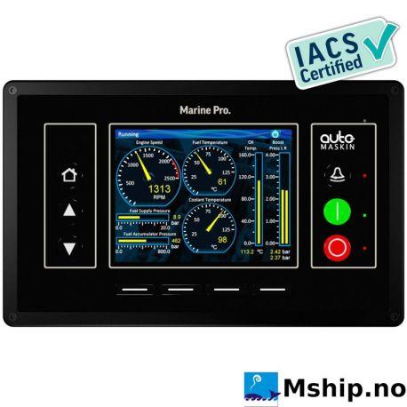 DCU 410E Engine Controller https://mship.no