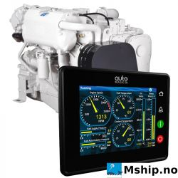 """ProConnect-C1 Plug and Play"""" control system for Cummins propulsion engines https://mship.no"""