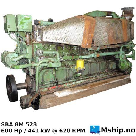 Deutz SBA 8M 528 https://mship.no/engines-equipment/446-deutz-sba-8m-528.html