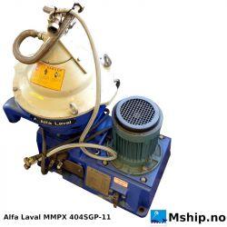 Alfa Laval MMPX 404SGP-11