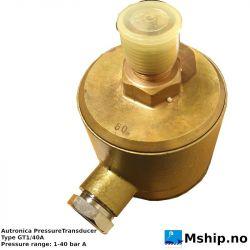 Autronica PressureTransducer Type GT1/40A https://mship.no