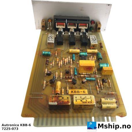 Autronica KBB-6 https://mship.no