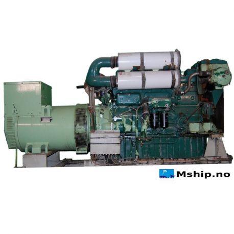 399 kVA Mess Alte Spa generatorset with Volvo TD 120A engine
