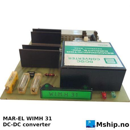 MAR-EL WIMH 31 DC-DC converter https://mahip.no