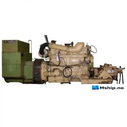 180 kVA Petbow ' E range' Generatorset with DAF Daf DKX 1160 A engine
