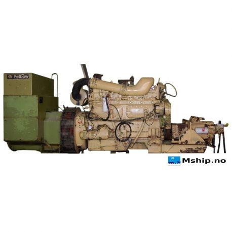 xxxx kVA Generatorset xxxxxx with DAF Daf 1160 A engine