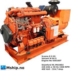 Scania D 9 95 https://mship.no