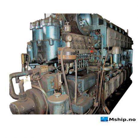 MAN B&W Alpha 6T23L-KVO http://mship.no/propulsion-engines/165-man-bw-alpha-6t23l-kvo.html