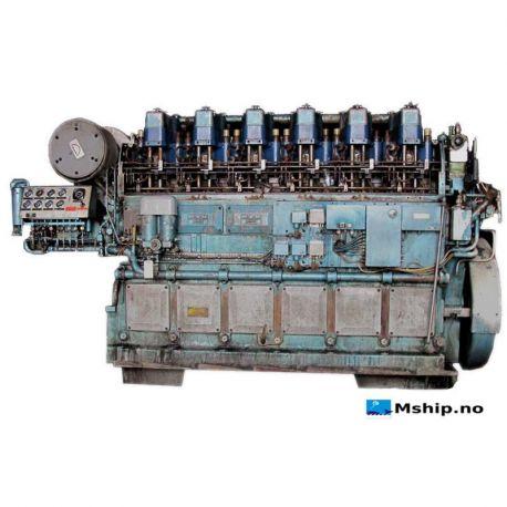 B&W Alpha 6L 23/30 KVO mship.no