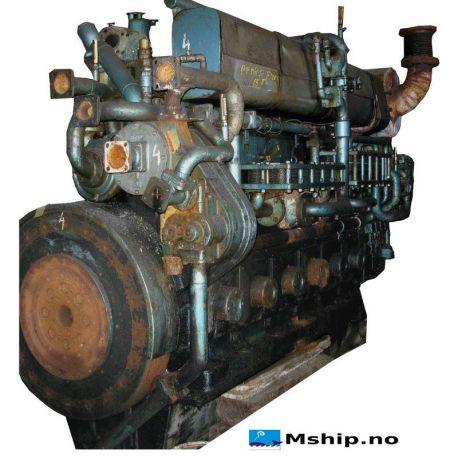 B&W Alpha 6L23/30-FKV mship.no