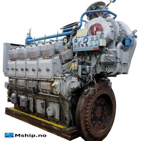 B&W Alpha 8V23LU mship.no