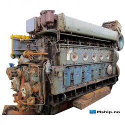 Bergen Diesel LDM6