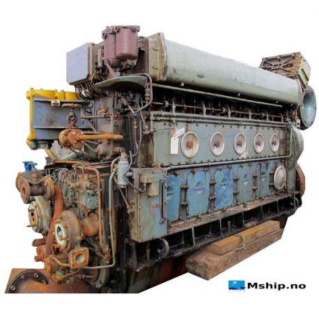 Bergen Diesel LDM6 mship.no