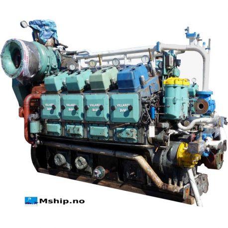 B&W Villares 8V23L mship.no