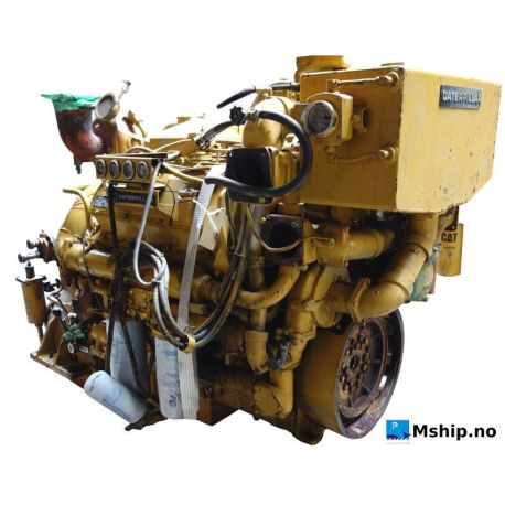 Caterpillar 3408B 443 HP mship.no