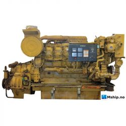 SOLD Caterpillar 3512B-DITA
