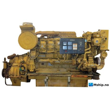 Caterpillar 3512B-DITA Arrangement Number 133-9934