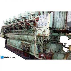 MaK 12 M 453 AK