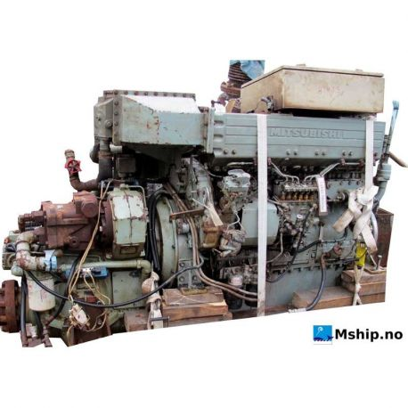 Mitsubishi S6B3 MPTK mship.no