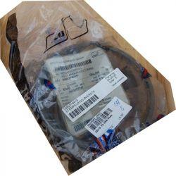 MTU 0080376419 Piston ring top RECHTECKRING