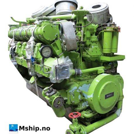Paxman 12RPH2 mship.no