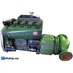 VM diesel engine type 1054 with waterpump