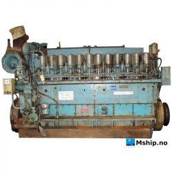 Wärtsilä diesel engines - Mship