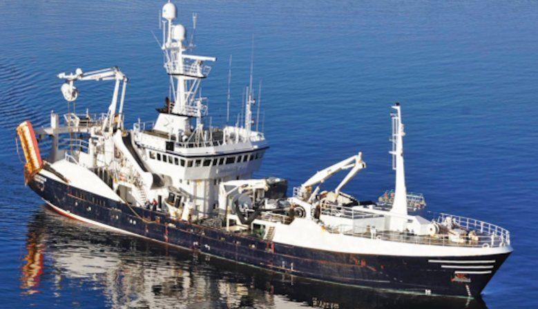 61,4 Meter Purse seiner / pelagic trawler