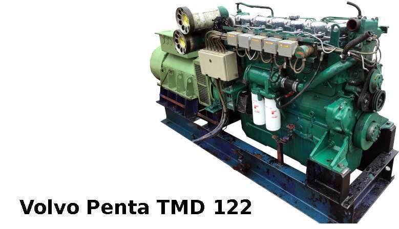 Volvo Penta TMD122A