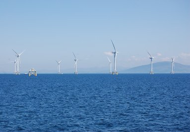 Offshore Windfarm construction support, Ormonde and Waley II windfarms, Irish sea